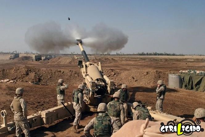 40 Fotos militares tiradas no momento certo13