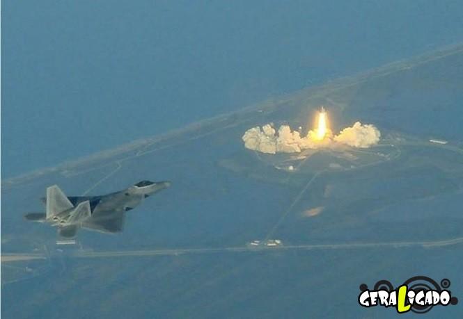 40 Fotos militares tiradas no momento certo17