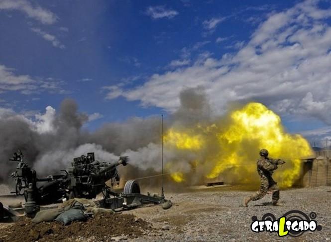 40 Fotos militares tiradas no momento certo18