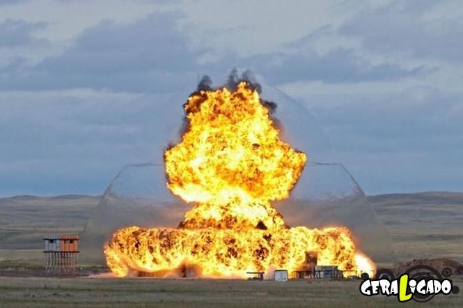 40 Fotos militares tiradas no momento certo32
