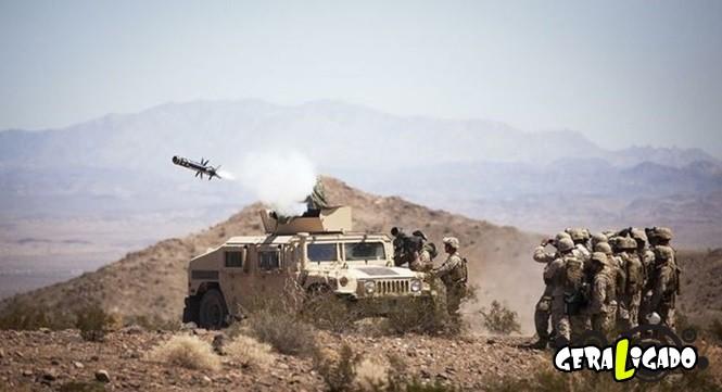 40 Fotos militares tiradas no momento certo5