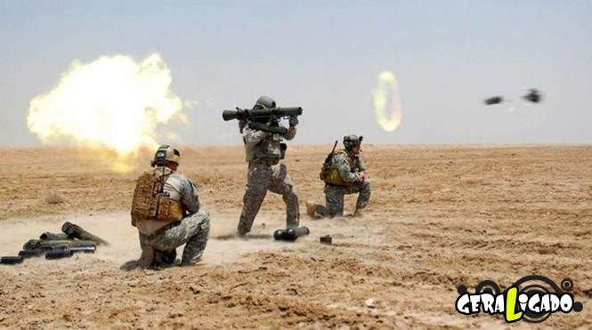 40 Fotos militares tiradas no momento certo7
