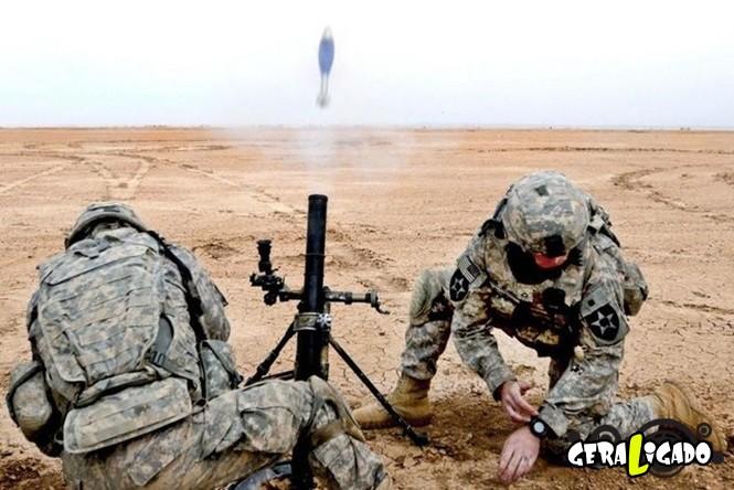 40 Fotos militares tiradas no momento certo8