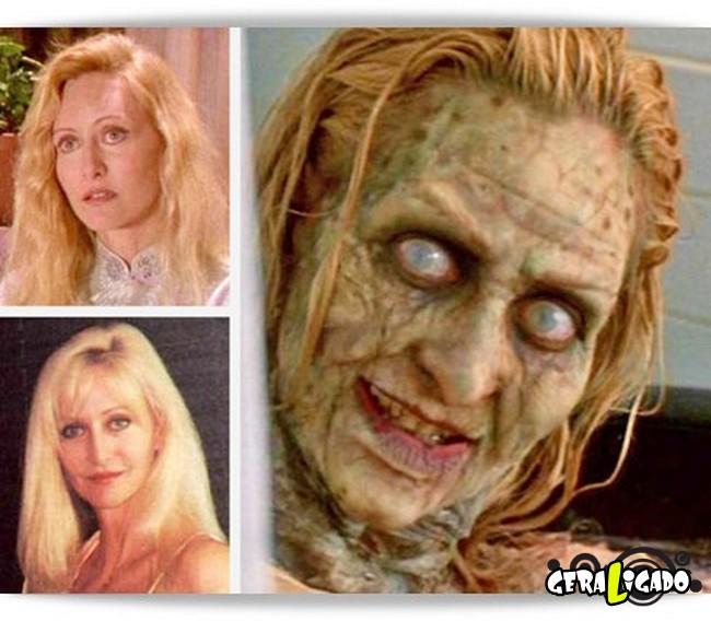 Assustadoras e surpreendentes transformações em filmes1
