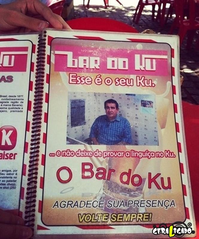 Bares brasileiros com nomes engraçados1