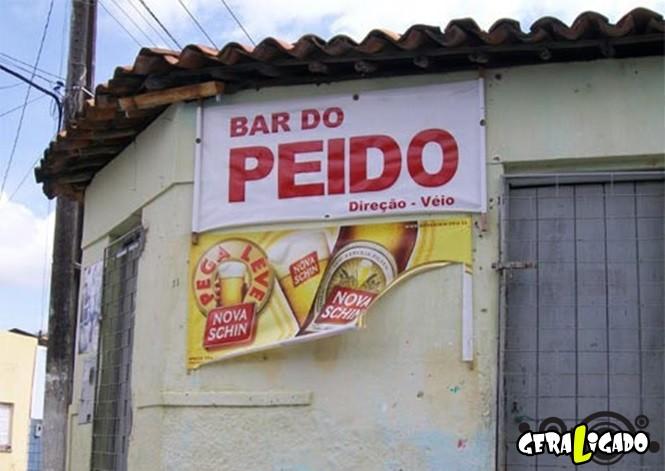 Bares brasileiros com nomes engraçados10