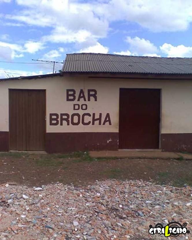 Bares brasileiros com nomes engraçados13