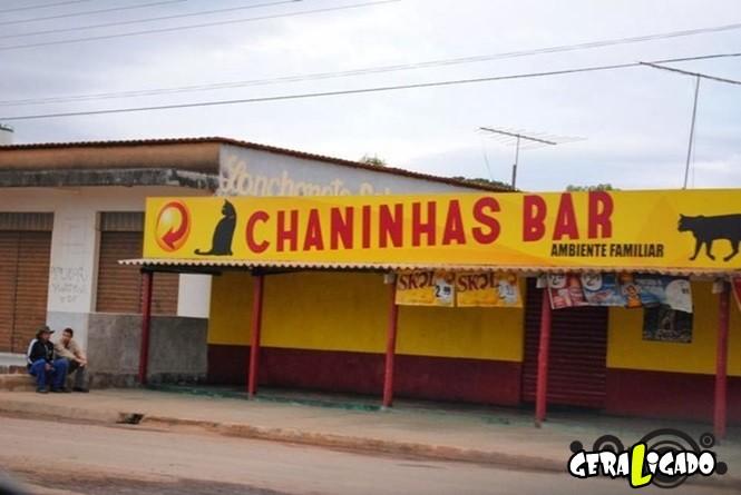 Bares brasileiros com nomes engraçados2