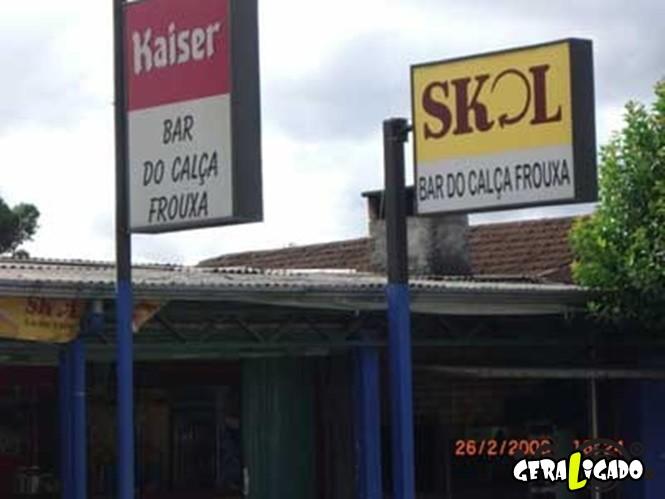 Bares brasileiros com nomes engraçados22