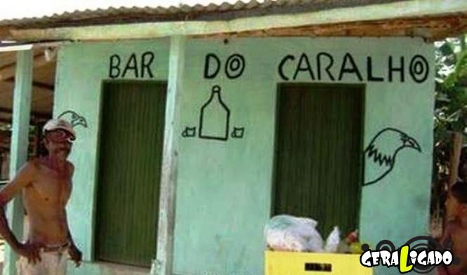 Bares brasileiros com nomes engraçados3