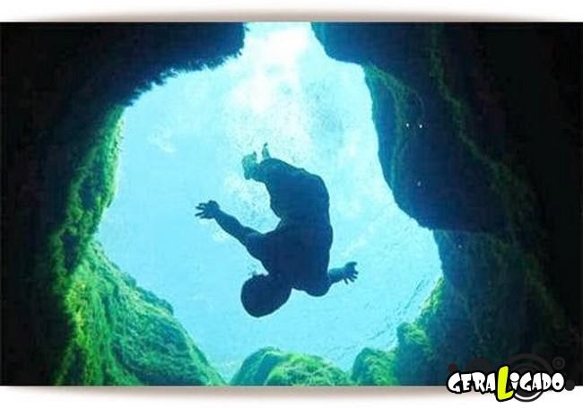 """Conheça o magnifico """"mergulho da morte""""2"""