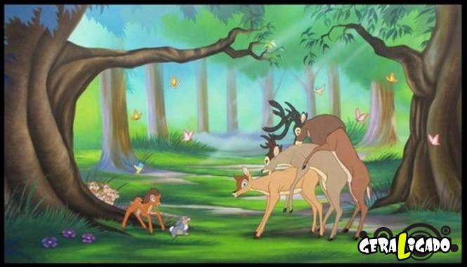 Imagens que você nunca irá ver nos desenhos da Disney20