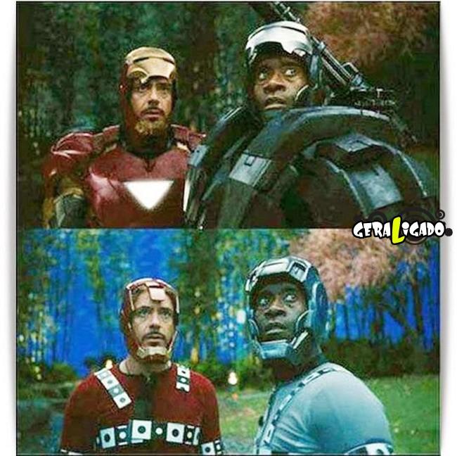 Os melhores antes e depois dos efeitos especiais nos filmes2
