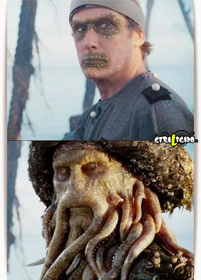 Os melhores antes e depois dos efeitos especiais nos filmes4