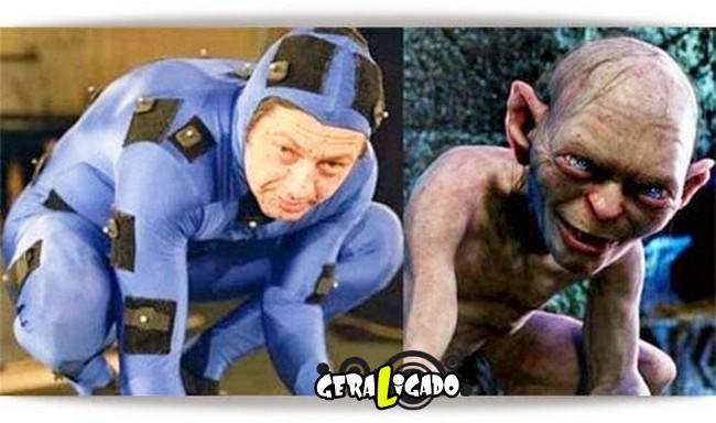 Os melhores antes e depois dos efeitos especiais nos filmes9