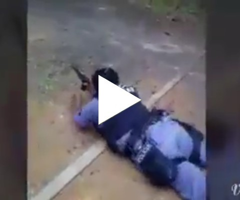 Policial americana VS Policial brasileira