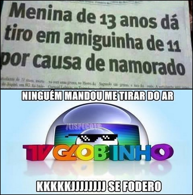 2 Volta TV Globinho