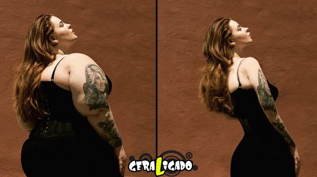 Mulheres incrivelmente emagrecidas pelo Photoshop10