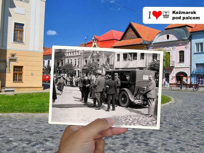 Viajando no passado