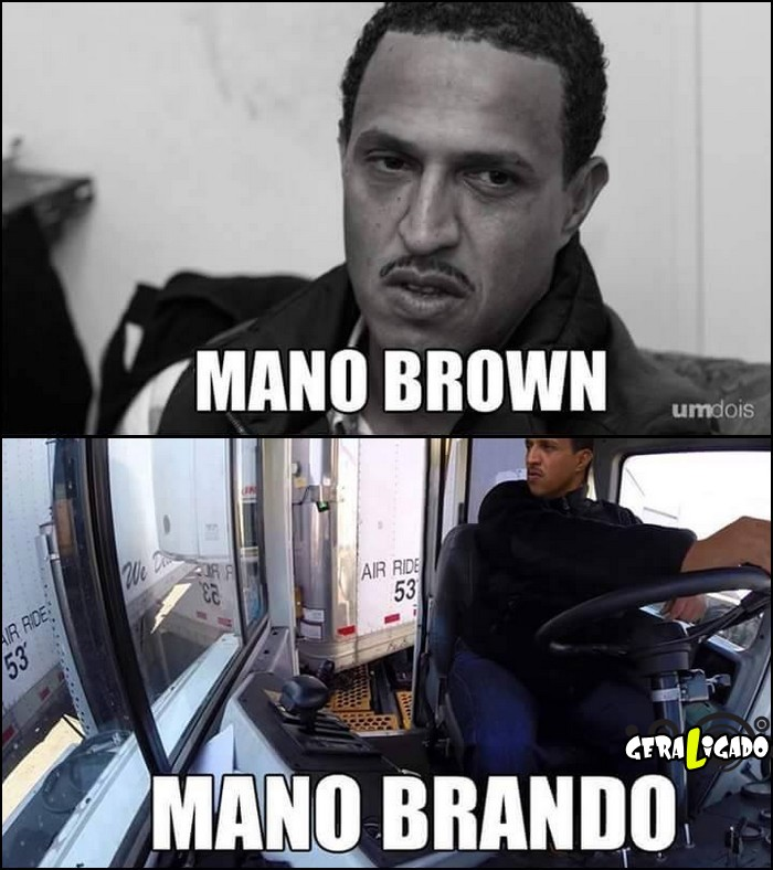 3 Mano brown