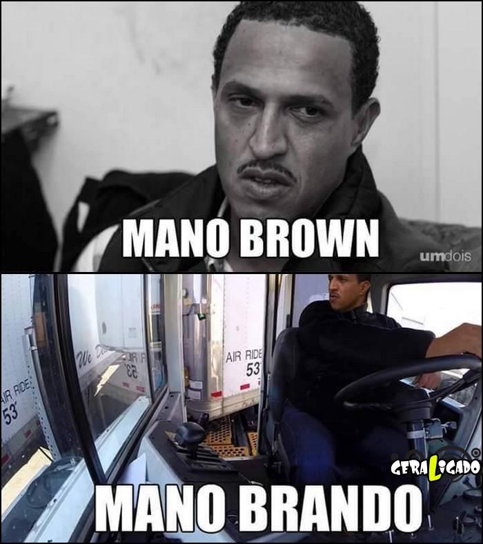 3 Mano brown