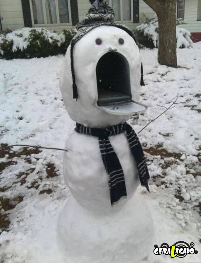 Caixas de correio que você não vai acreditar que existem.5