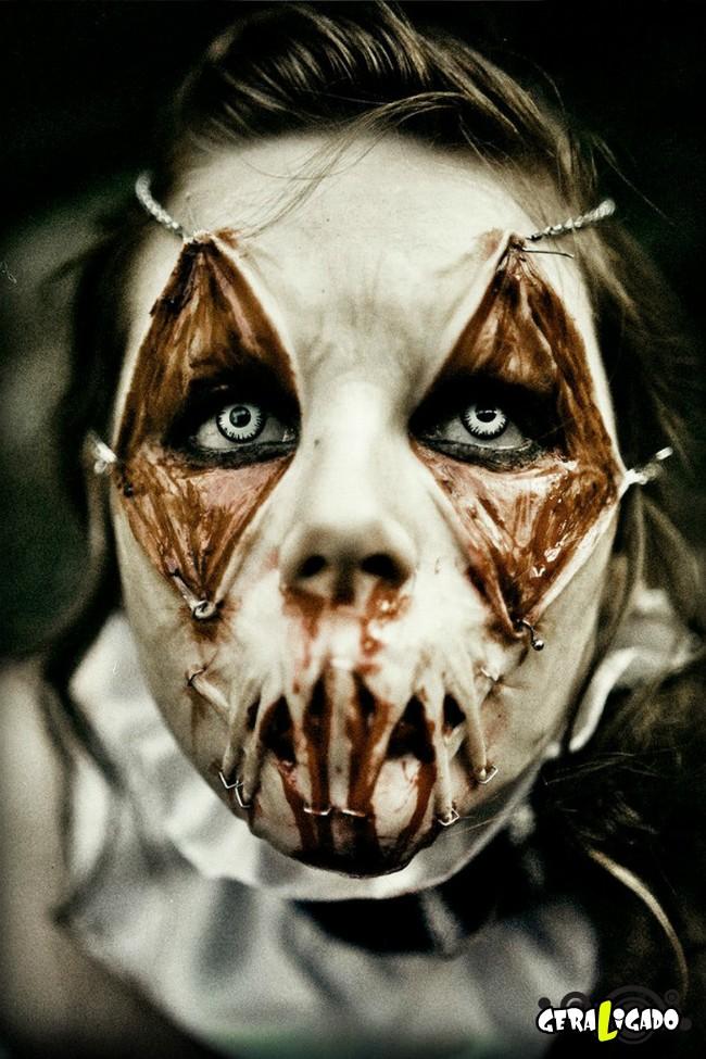 Fantasias e maquiagens incríveis pro Halloween3