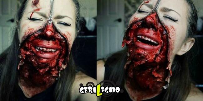 Fantasias e maquiagens incríveis pro Halloween5