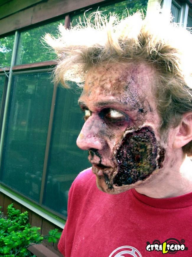 Fantasias e maquiagens incríveis pro Halloween8