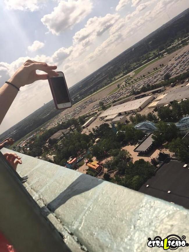 """Nova mania na internet """"selfie com smartphone em perigo""""1"""