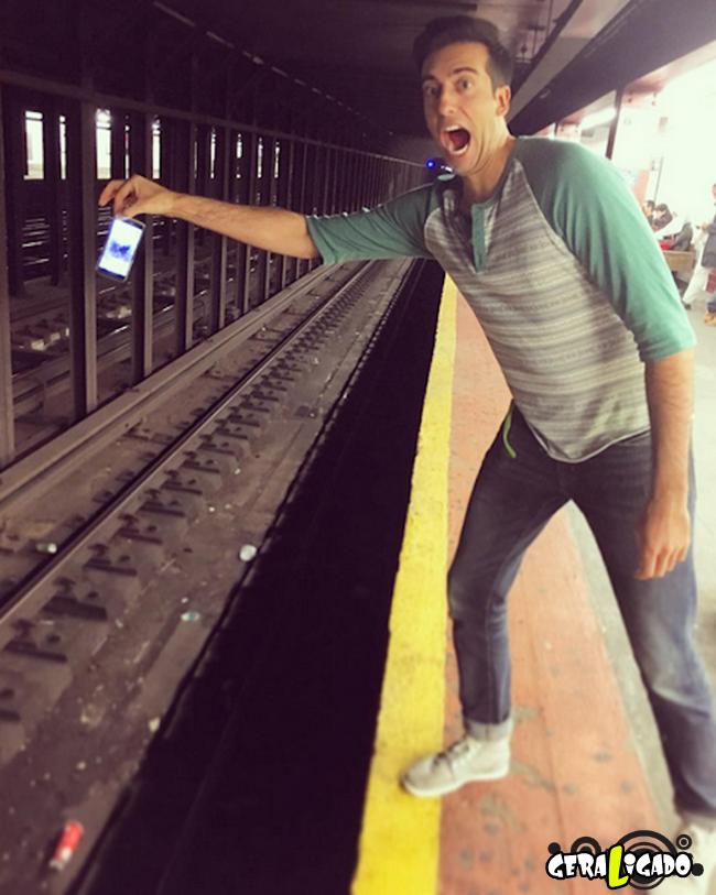 """Nova mania na internet """"selfie com smartphone em perigo""""10"""