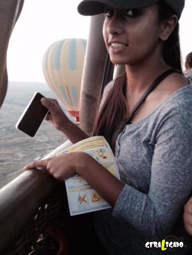 """Nova mania na internet """"selfie com smartphone em perigo""""3"""