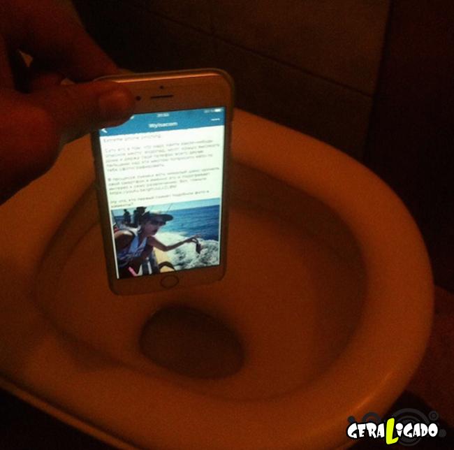"""Nova mania na internet """"selfie com smartphone em perigo""""4"""