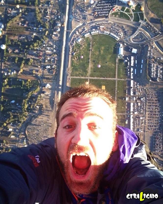 Pessoas que arriscaram a vida por uma selfie1