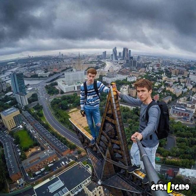 Pessoas que arriscaram a vida por uma selfie10.