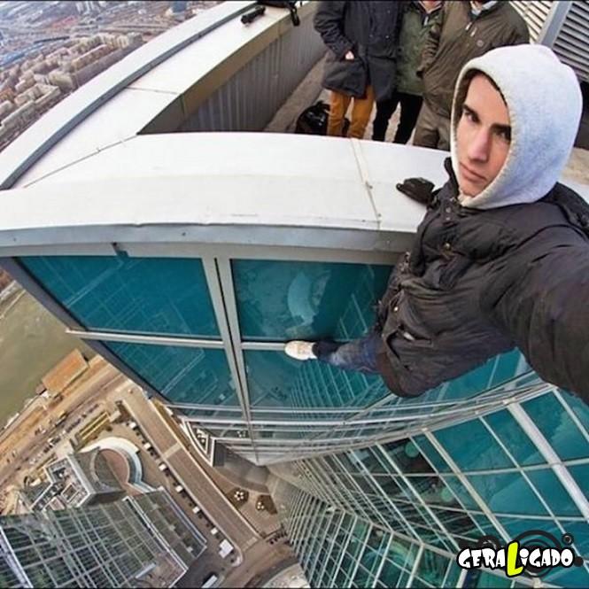 Pessoas que arriscaram a vida por uma selfie11