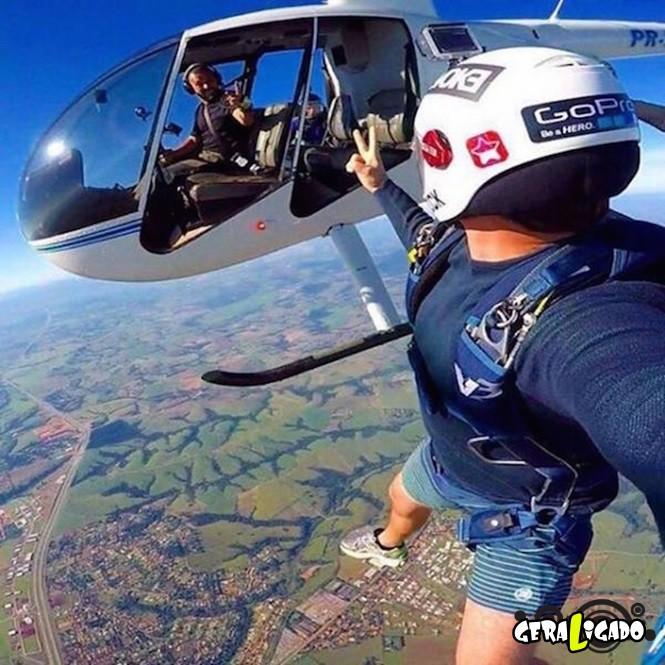 Pessoas que arriscaram a vida por uma selfie12