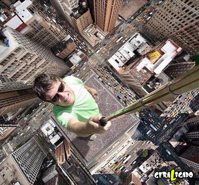 Pessoas que arriscaram a vida por uma selfie14