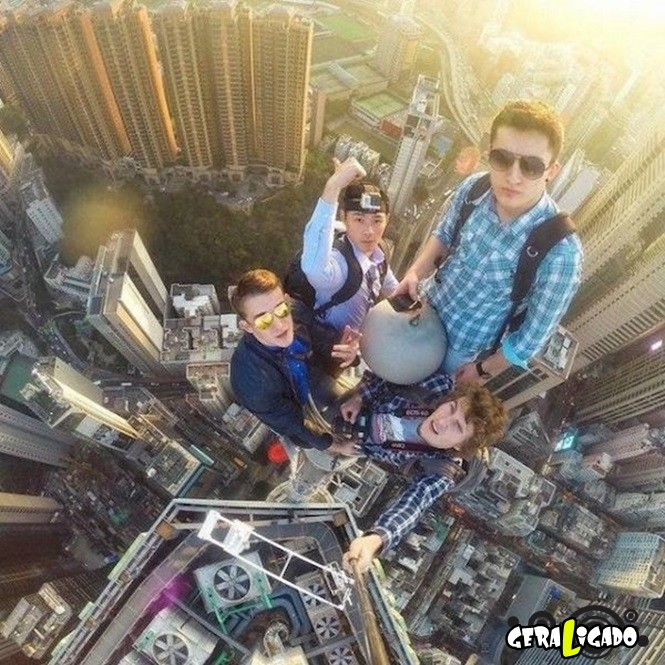Pessoas que arriscaram a vida por uma selfie22