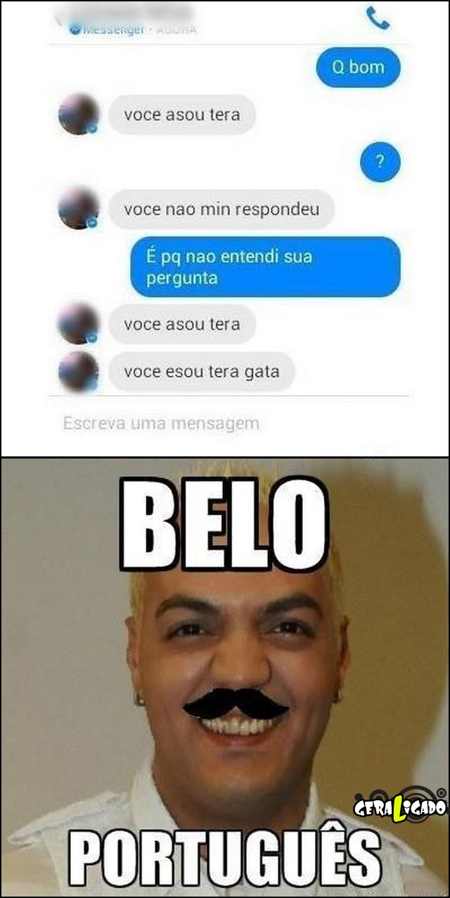2 Belo português