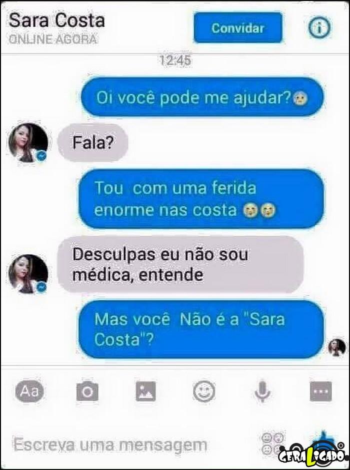 5 Pode me ajudar Sara Costa