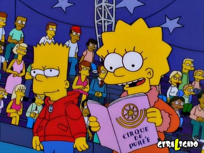 """5 erros em """"Os Simpsons"""" que você nunca notou1"""