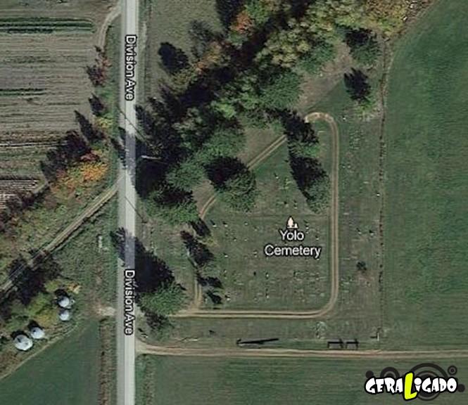 Imagens bizarras do Google Maps5