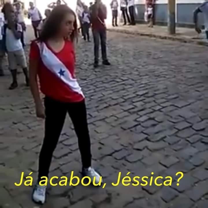 Já acabou Jessica 6