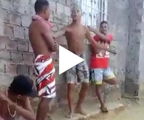 UFC de favela