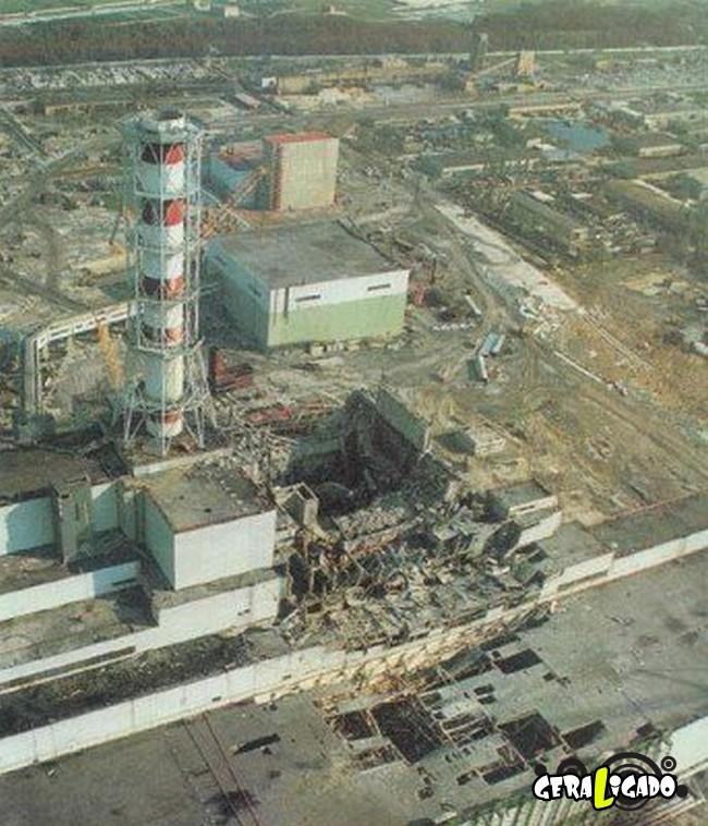 6 acidentes nucleares mais devastadores que já ocorreram6