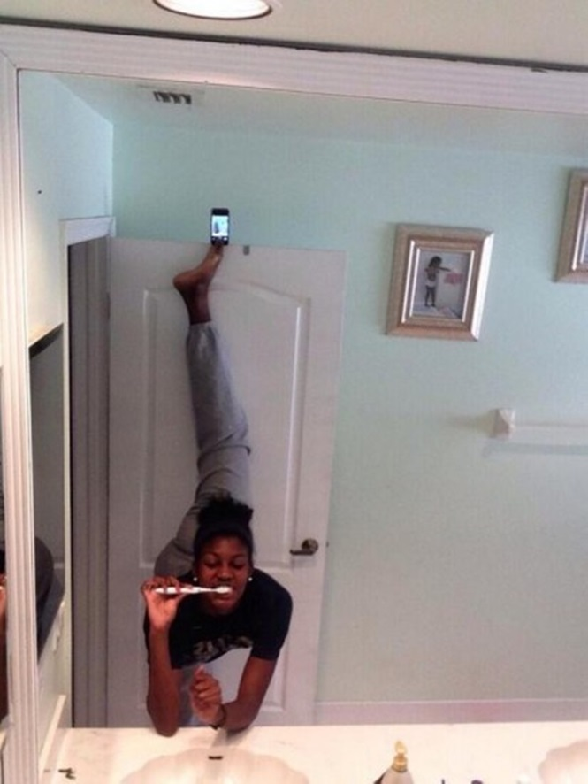 As 15 Selfies mais show de 20152