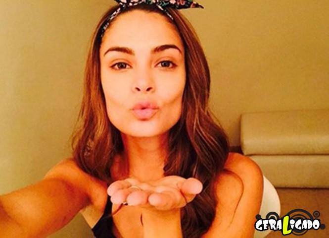 Candidatas Miss Universo 2015 mostrando seus rostos sem maquiagem10