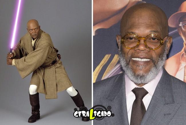 Confira, abaixo, o antes e o depois do elenco de Star Wars11