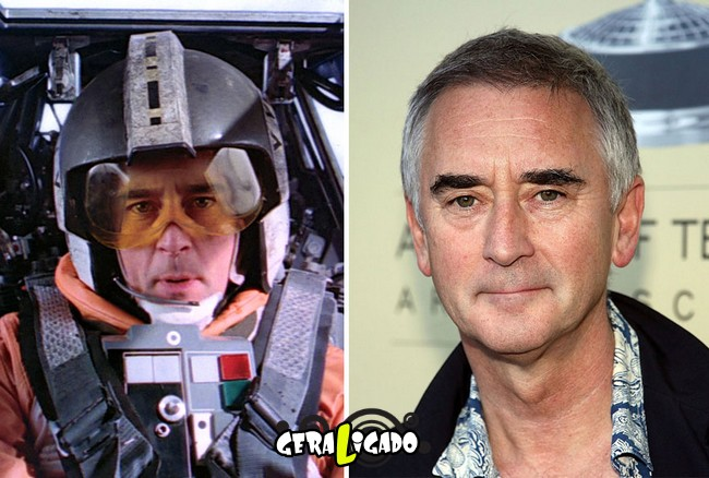 Confira, abaixo, o antes e o depois do elenco de Star Wars12